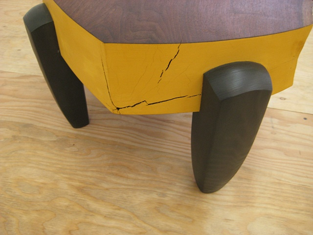 bee coffee table (detail)