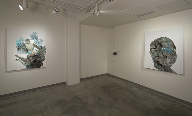 A Short Story-Installation View