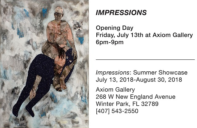 """IMPRESSIONS""-GROUP EXHIBITION"