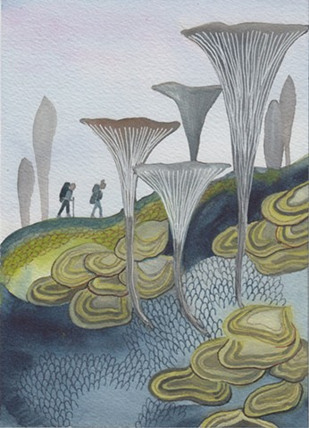 Mushroom Forest 1