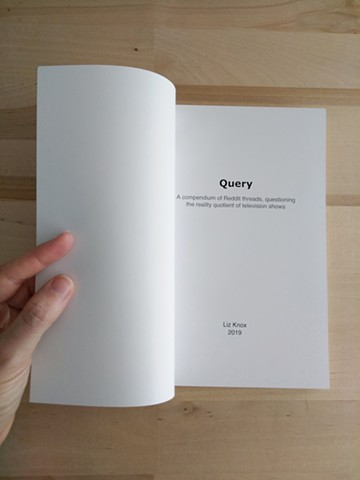 Query bookpage