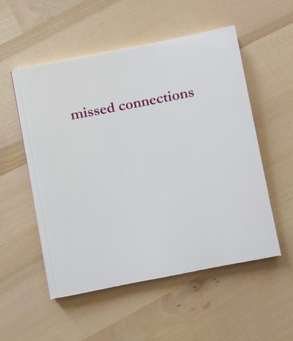 Cover image of book: Missed Connections