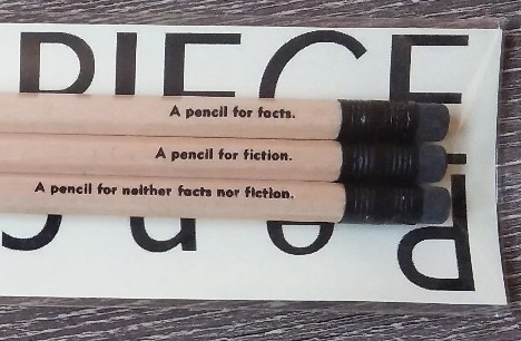Three Piece Pencil Set
