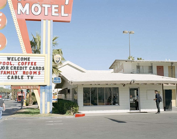 Holiday Motel. Las Vegas, NV