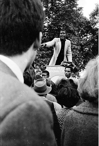 Pan Africa, Hyde Park Speaker's Corner, London