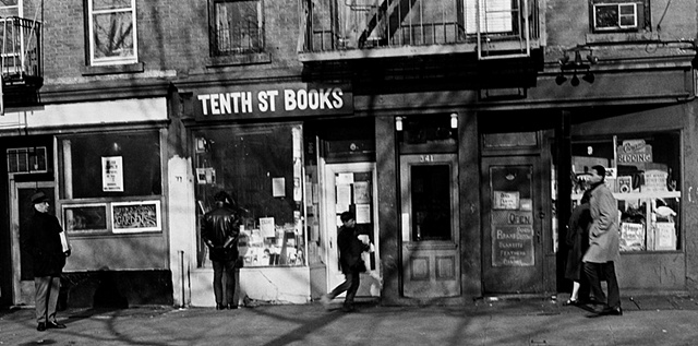 Tenth Street Books, New York