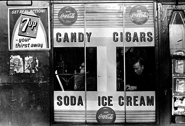 Candy Store, Greenwich Village, New York