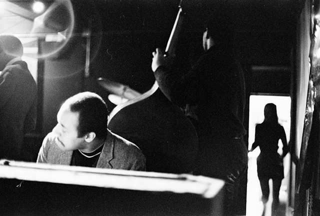 Kenny Barron at the Dom, New York, 1965.