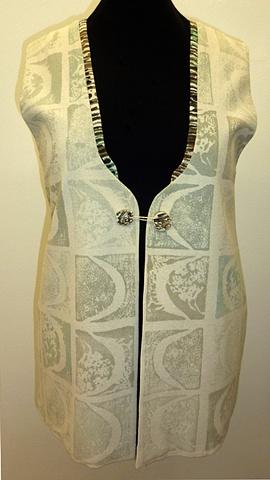 Crescent Tunic Vest