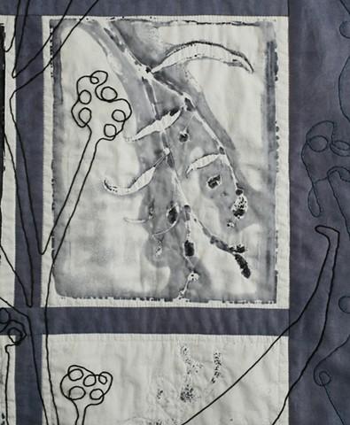 Knotweed Ninepatch II (detail)