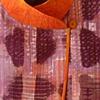 Eggplant/ Tangerine Vest