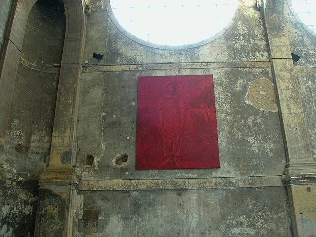 Gilles (Red),  Installation, Faux Mouvement, Metz, France, Installation.