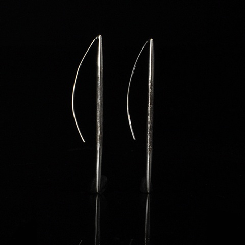 Warfare Toothpick Earrings