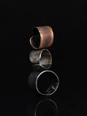 Band-Aid Ring Trio