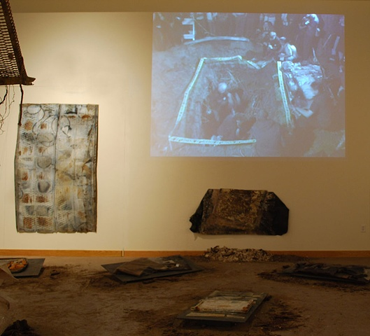 Recovery (remains with projection) 2009