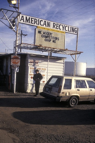 American Recycling Crush 1998