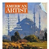 "American Artist Magazine  ""Take 4"" article by Marilyn Rabetz"