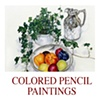 Colored Pencil Paintings
