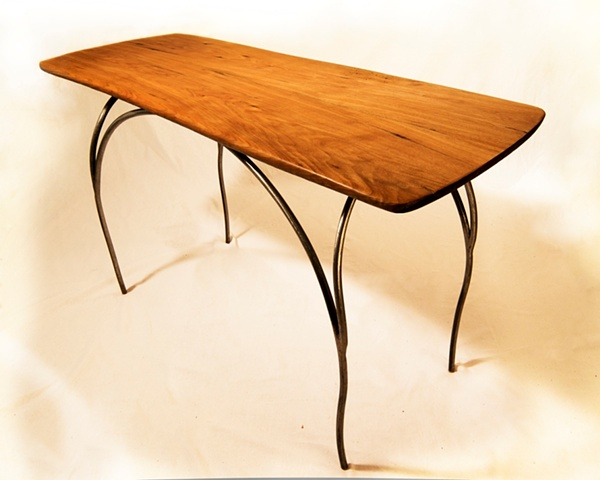 Butternut Hall Table