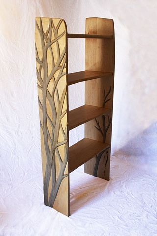 Branching Shelf