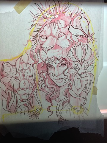Lioness Lady