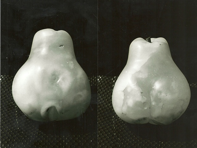 Female Alabaster Pear