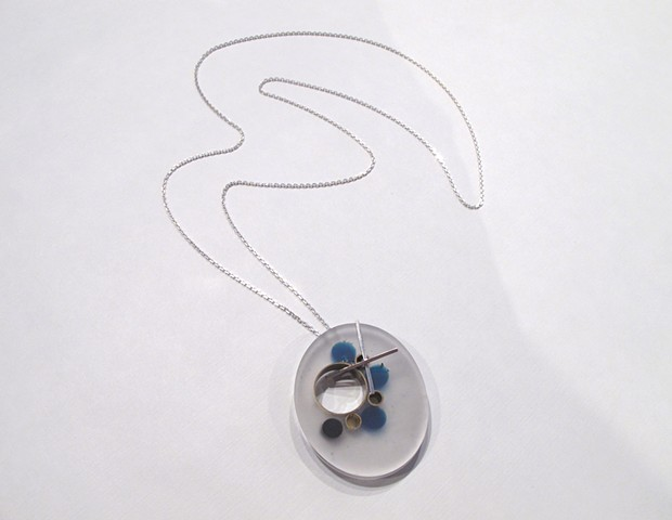 Elsa Hedberg Sustainable Bioresin Maki Necklace