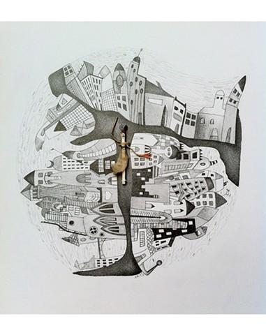 Stadtlandschaft (Cityscape)