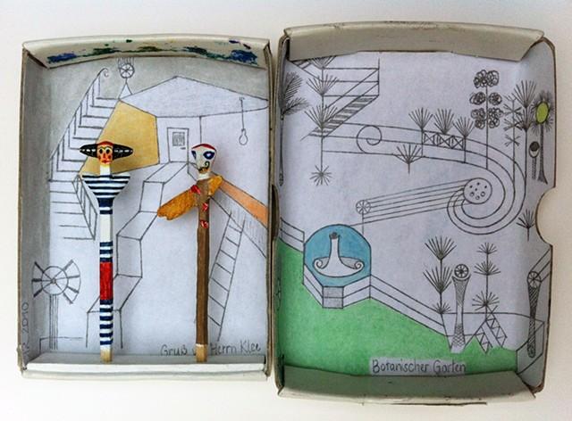 Gruß von Herrn Klee (Greetings From Mr. Klee)