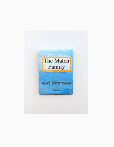 The Match Family be safe : keep cover closed