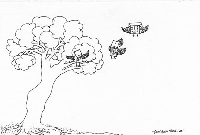 """City Birds"""