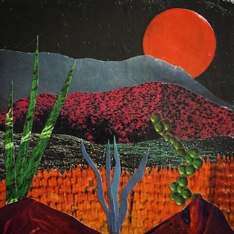 Otherworldy Landscapes Series. Science Fiction Art