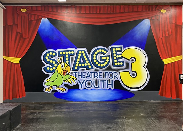 Stage 3 Mural