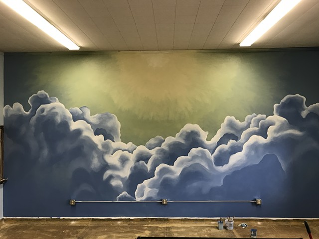 Baraboo Boys and Girls Club Mural
