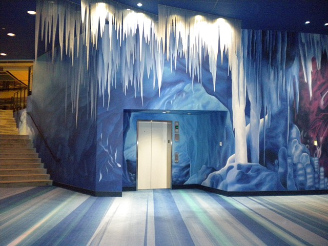 Ice Cave Mural Project