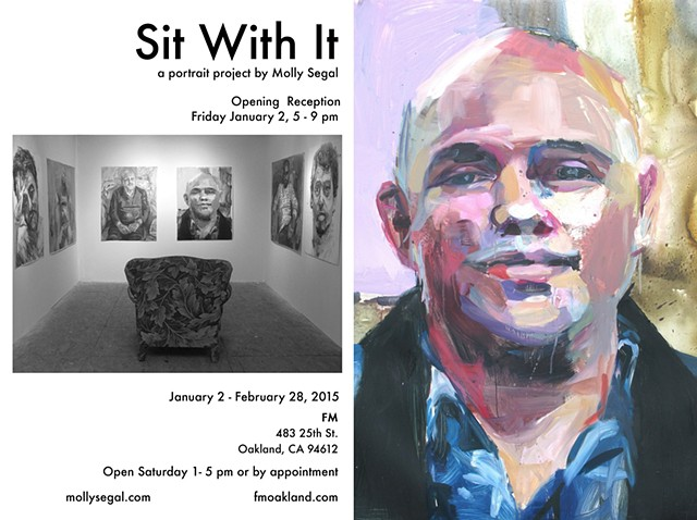 Sit With It (January-February 2015)