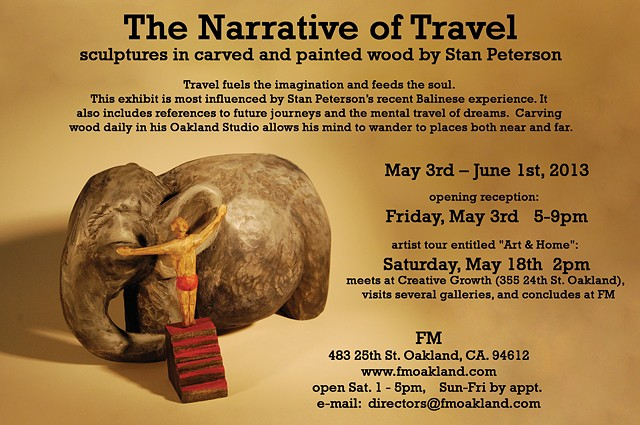 The Narrative of Travel (May 2013)