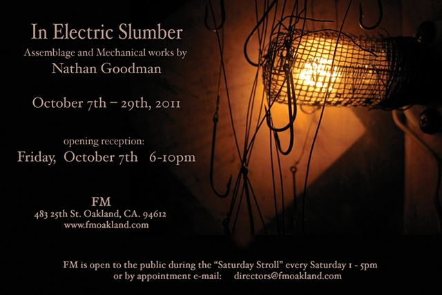 In Electric Slumber (October 2011)