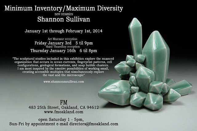 Minimum Inventory / Maximum Diversity (December 2013 - January 2014)
