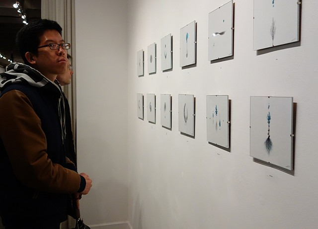Erick Oh's 2nd Solo Exhibition (February 2014)
