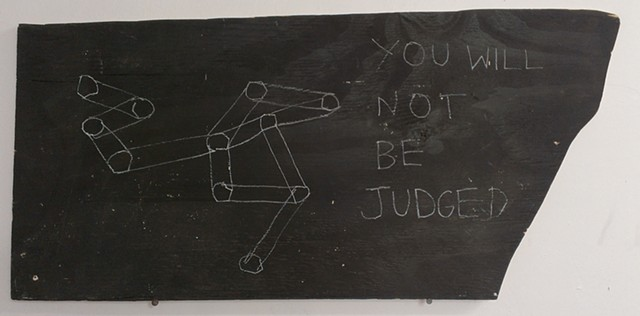 You Will Not Be Judged