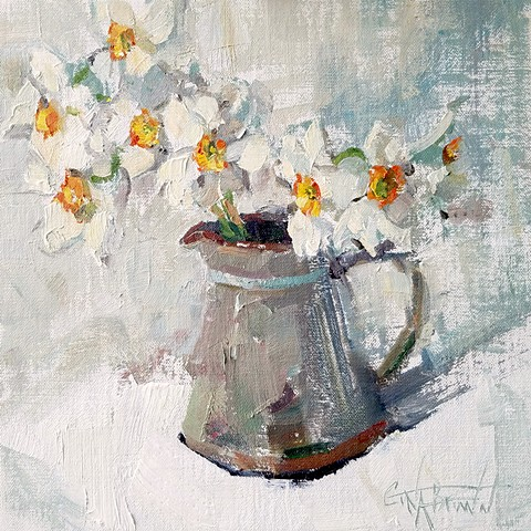 Daffodils and New Beginnings