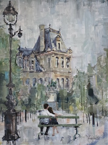 Sit with me in Paris