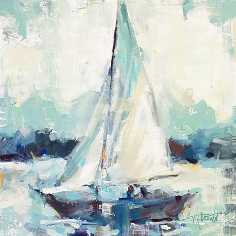 A Sailboat for Levi