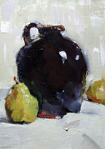 Jug and Pears