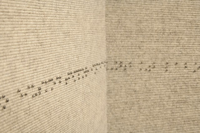 Installation, detail (second translation)