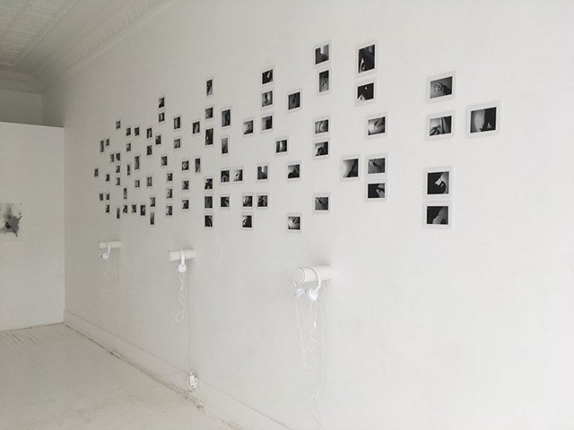 Field Recordings Installation I