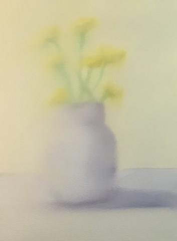 (Un)Still Life 8 (fading flowers)