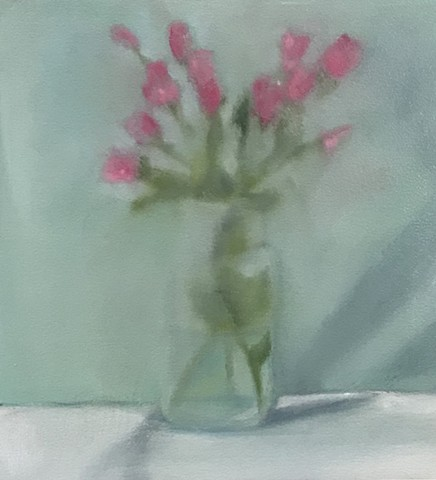 (Un)Still Life 10 (flowers for an old friend)