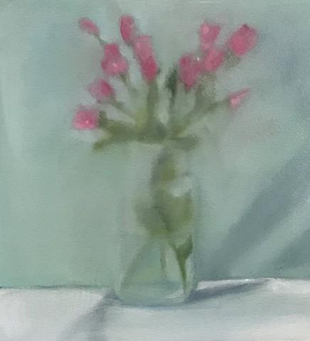 (Un)Still Life (10: flowers for an old friend)